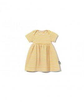 Sukienka BASIC shortsleeve