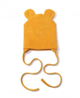 Terrycloth hat with ears