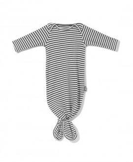 Ribbed cocoon romper